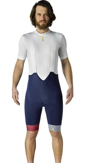Mavic Allure Ltd Miehet Bib-pyöräilyshortsit , sininen